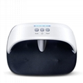 electric far infrared kneading Air foot leg warmer massager