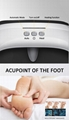 electric far infrared kneading Air foot leg warmer massager