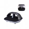 electric far infrared kneading Air foot leg warmer massager  4