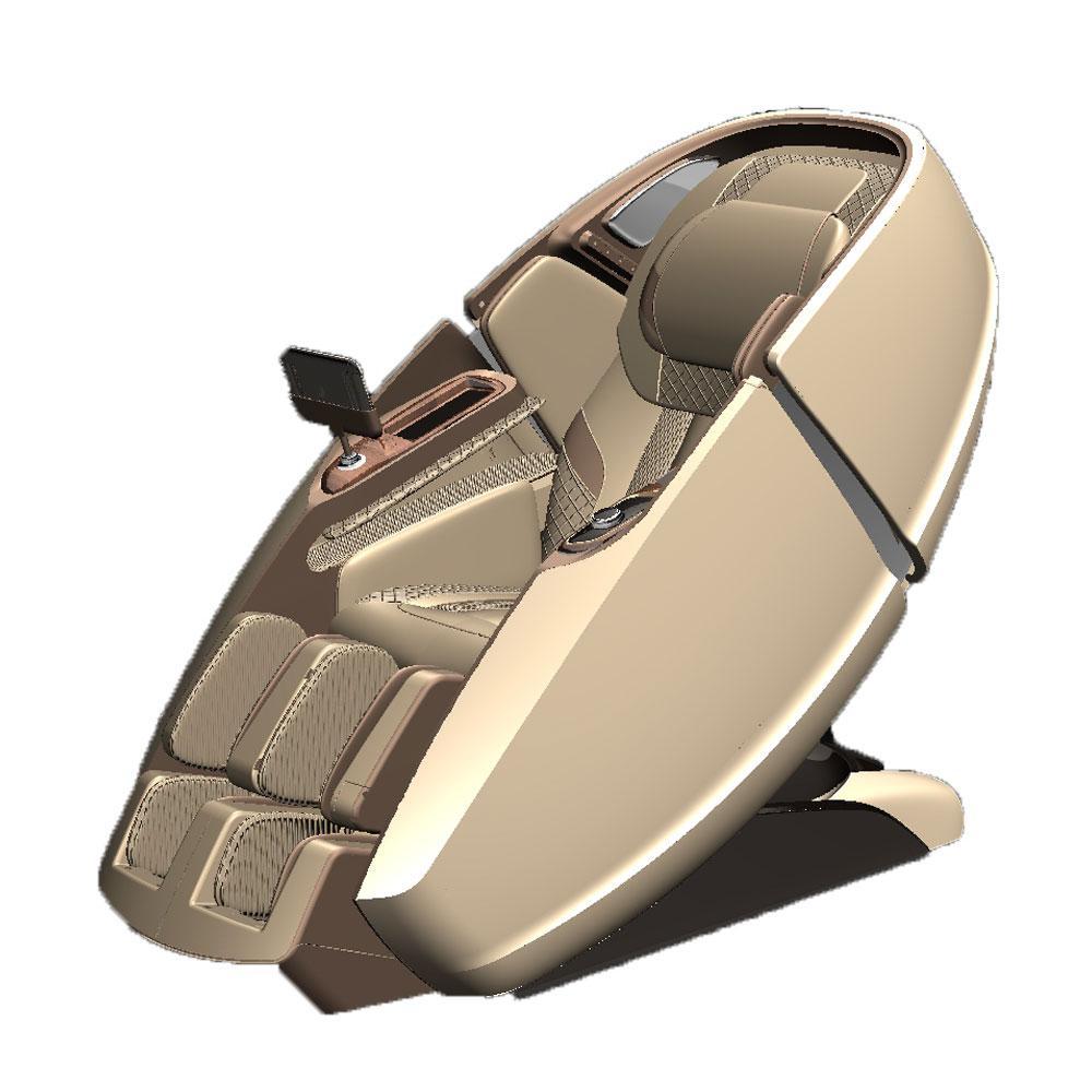 Healthcare Full Body Air Pressure 4D Massage Chair 3