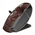 Healthcare Full Body Air Pressure 4D Massage Chair 4