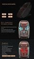 Healthcare Full Body Air Pressure 4D Massage Chair 9