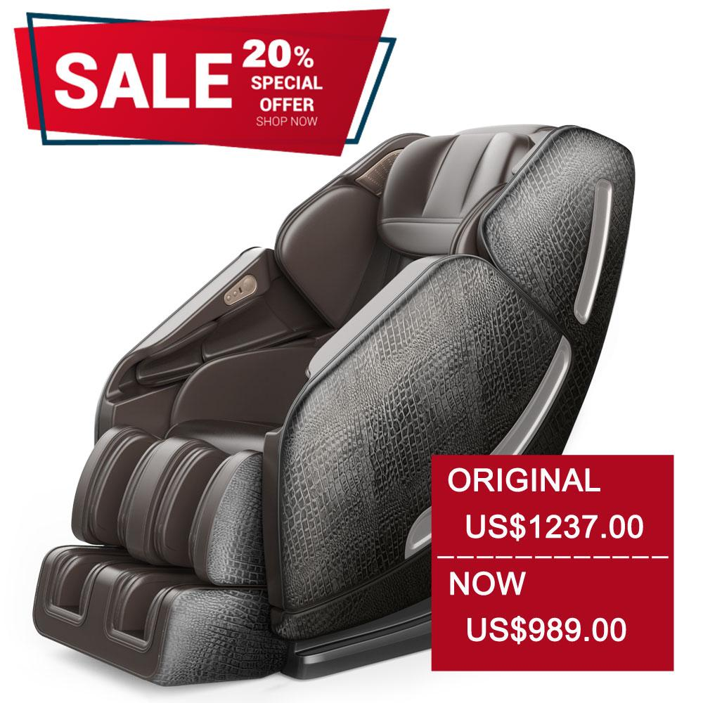 Spa Massage Chair Electric Lift Chair Recliner Sleeping Chair 1