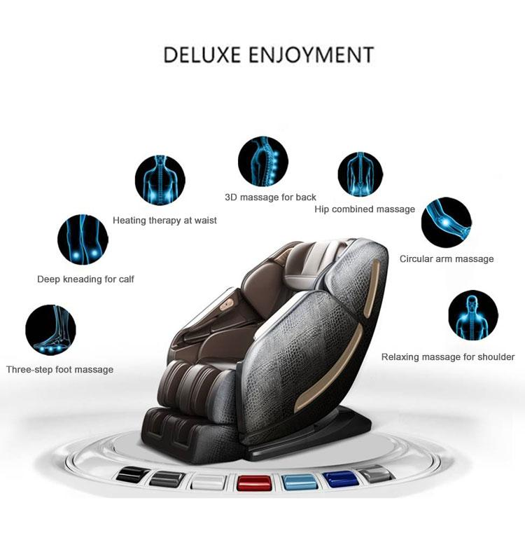 Spa Massage Chair Electric Lift Chair Recliner Sleeping Chair 11