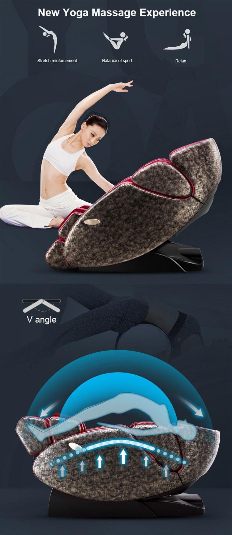 Zero Gravity Chair/3D Massage Machine Chair Full Body 13