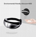Wholesale smart vibration heating electric wireless eye care massager