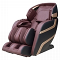 3D Zero Gravity Foot Thailand Massage Chair with Money