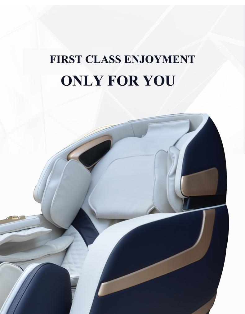 3D Zero Gravity Foot Thailand Massage Chair with Money  10