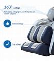 3D Zero Gravity Foot Thailand Massage Chair with Money  13