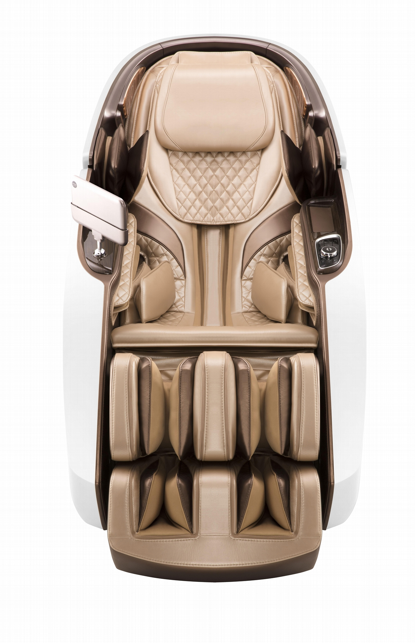 Super Deluxe 4D Zero Gravity Recliner Foot Massage Chair 6