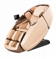 Super Deluxe 4D Zero Gravity Recliner Foot Massage Chair 2