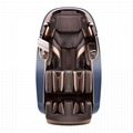 Super Deluxe 4D Zero Gravity Recliner Foot Massage Chair