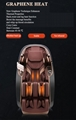 Super Deluxe 4D Zero Gravity Recliner Foot Massage Chair 8