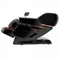 Plastic Cover 3D Deluxe Full Body Rollers Zero Gravity 4D Massager Chairs  5