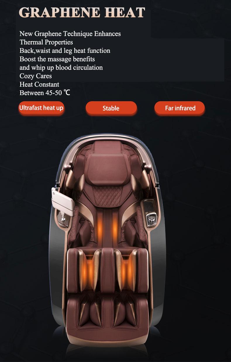 Wholesale Home Use SL Track Zero Gravity Massage Recliner Chair RT8900 5