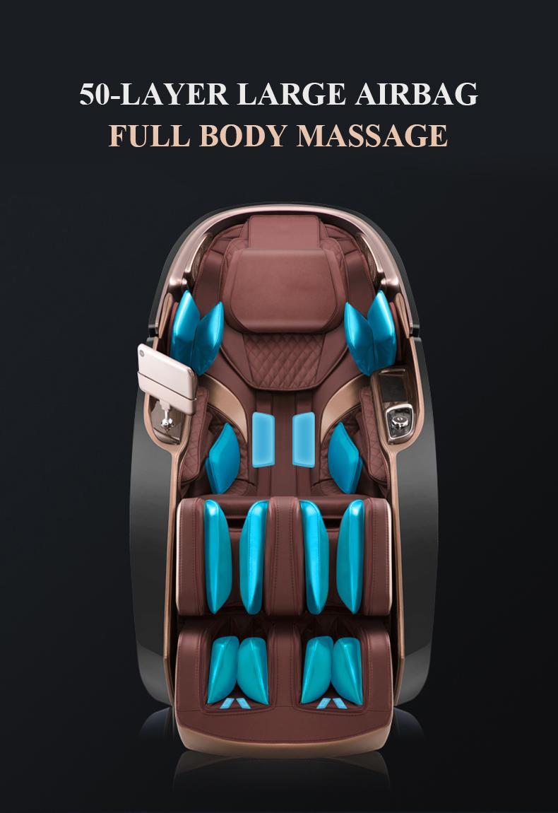 Wholesale Home Use SL Track Zero Gravity Massage Recliner Chair RT8900 7