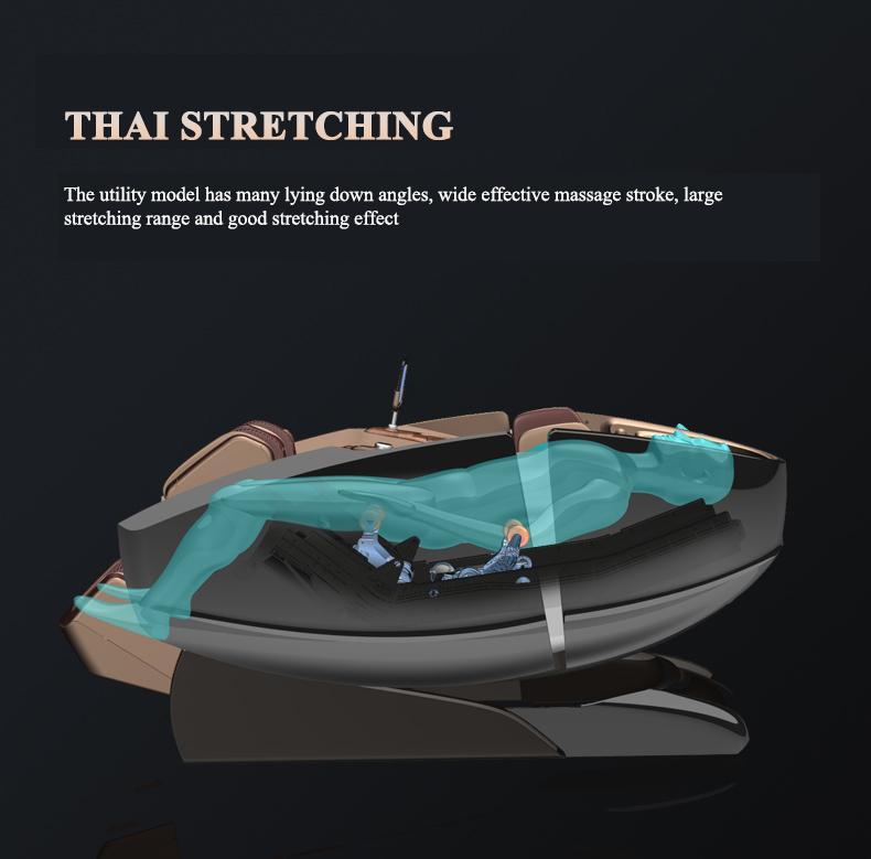 Wholesale Home Use SL Track Zero Gravity Massage Recliner Chair RT8900 9