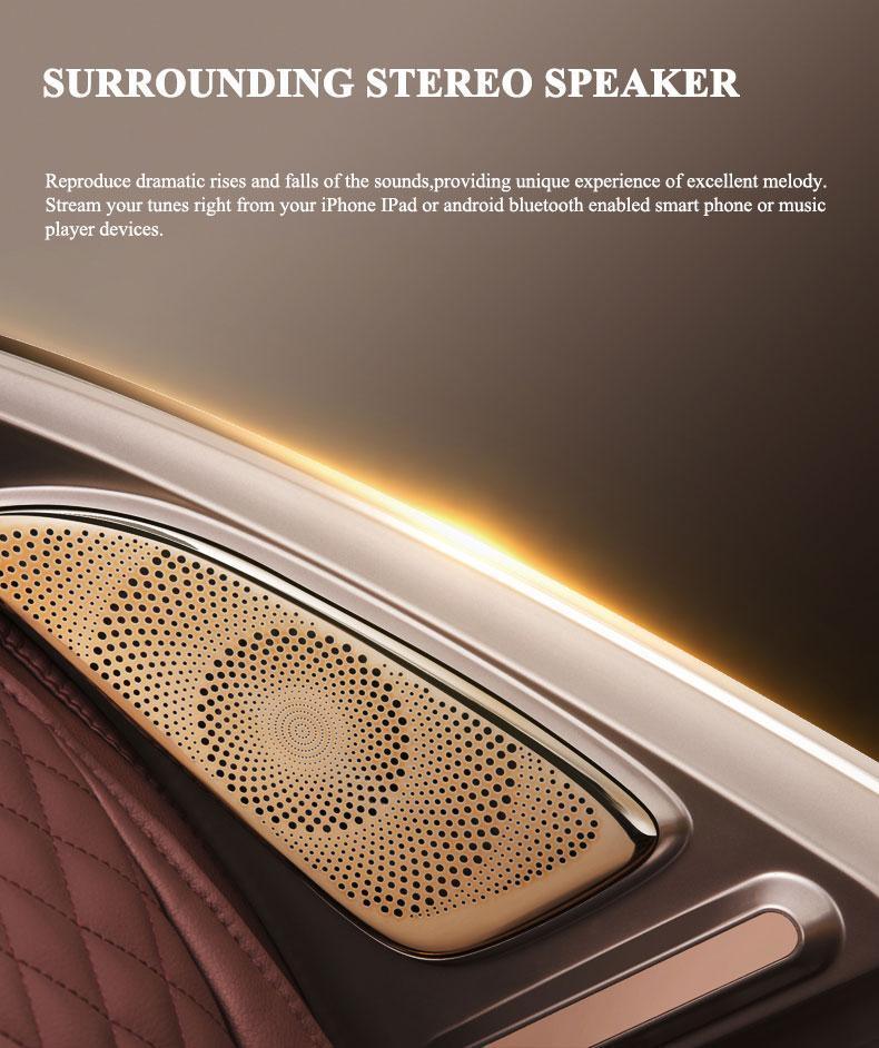 Wholesale Home Use SL Track Zero Gravity Massage Recliner Chair RT8900 14