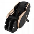 Popular Beauty Full Body Airbags Zero Gravity Recliner Massage Chair