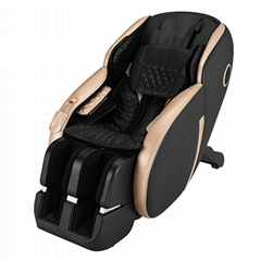 Popular Beauty Full Body Airbags Zero Gravity Recliner Massage Chair