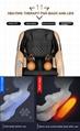 Popular Beauty Full Body Airbags Zero Gravity Recliner Massage Chair  7