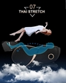 Popular Beauty Full Body Airbags Zero Gravity Recliner Massage Chair  9