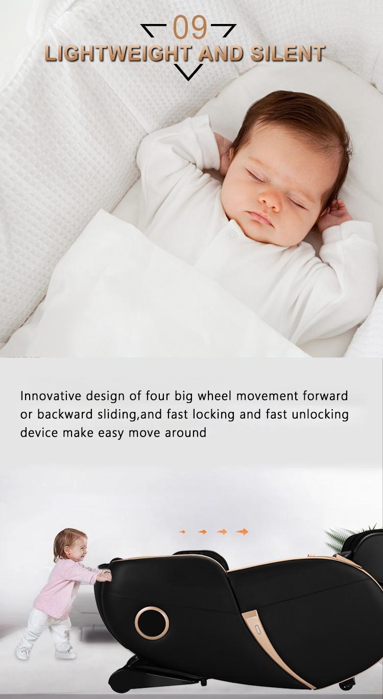 Popular Beauty Full Body Airbags Zero Gravity Recliner Massage Chair  11
