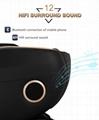 Popular Beauty Full Body Airbags Zero Gravity Recliner Massage Chair  12