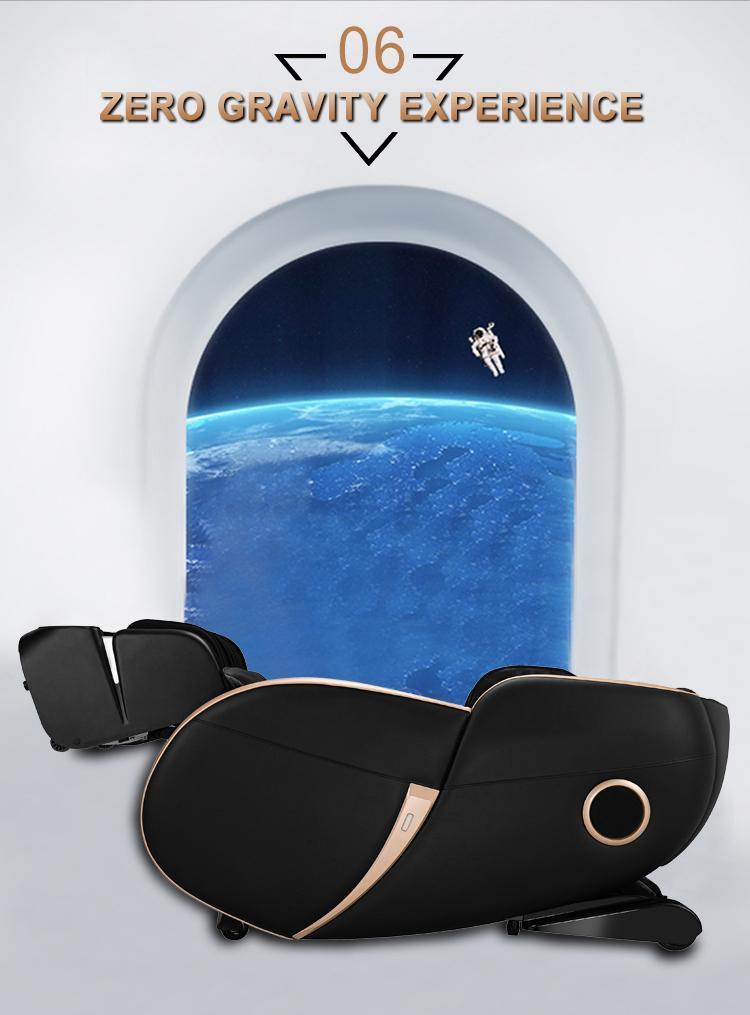 Popular Beauty Full Body Airbags Zero Gravity Recliner Massage Chair  13