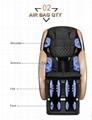 Popular Beauty Full Body Airbags Zero Gravity Recliner Massage Chair  18