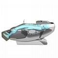 Healthcare Salon Electric Foot Pedicure Massage Chair Zero Gravity 4