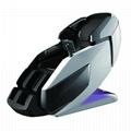 Healthcare Salon Electric Foot Pedicure Massage Chair Zero Gravity 5