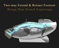 Healthcare Salon Electric Foot Pedicure Massage Chair Zero Gravity 13