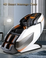 Healthcare Salon Electric Foot Pedicure Massage Chair Zero Gravity 17