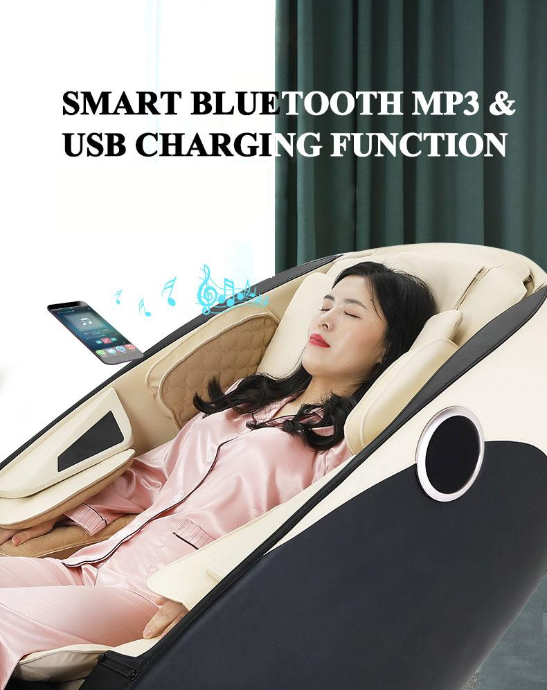 Body Care Head and Shoulder Recliner Massage Chair Motor  19