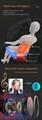 New Design Zero Gravity Virtual Reality Armchair Massage MS-878 13