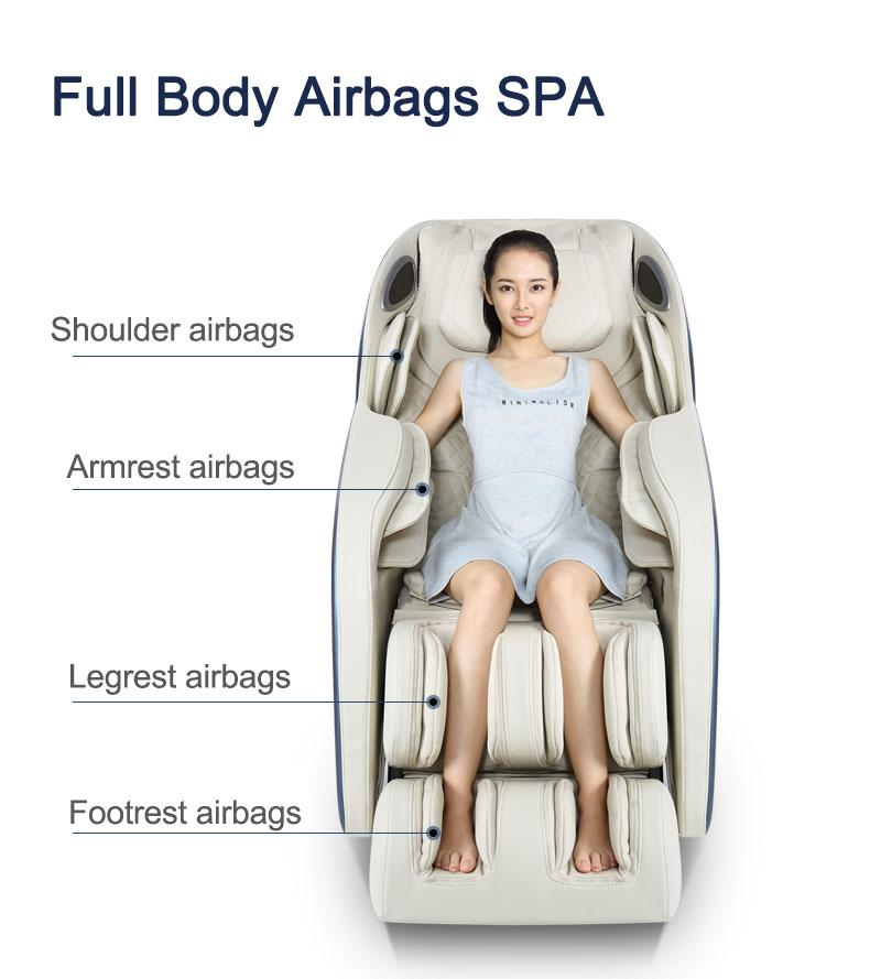 Healthcare Cheap Electric Massage Chair With Bluetooth 10