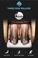 Full Body Recliner Shiatsu Massage Chair Zero Gravity 11