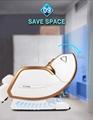 Full Body Recliner Shiatsu Massage Chair Zero Gravity 9