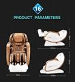 Full Body Recliner Shiatsu Massage Chair Zero Gravity 15