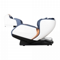 Deluxe multifunctional Air Bag Body Care Massage Chair With Foot Rollers 3