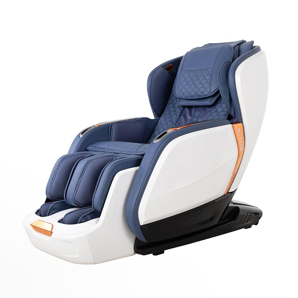 Deluxe multifunctional Air Bag Body Care Massage Chair With Foot Rollers 1