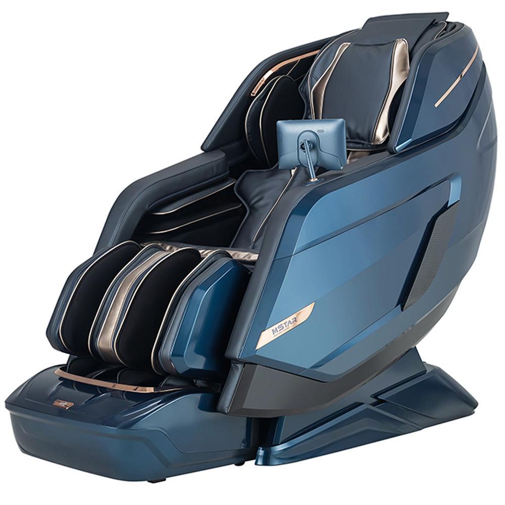 Best 5D Shiatsu Office Massage Chair Foot Rollers 1