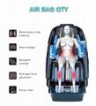 Best 5D Shiatsu Office Massage Chair Foot Rollers 12