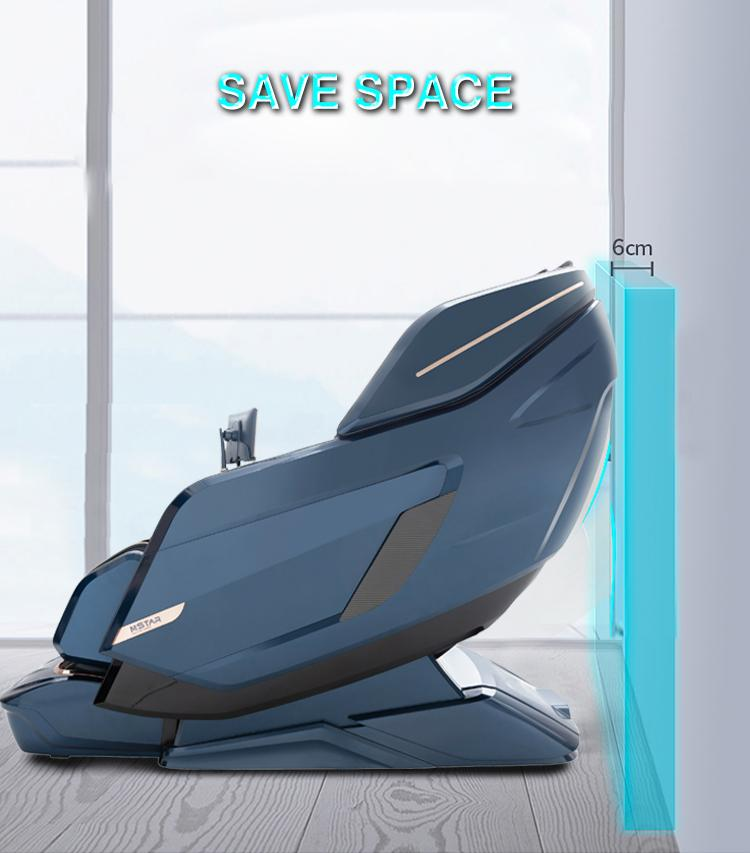 Best 5D Shiatsu Office Massage Chair Foot Rollers 14