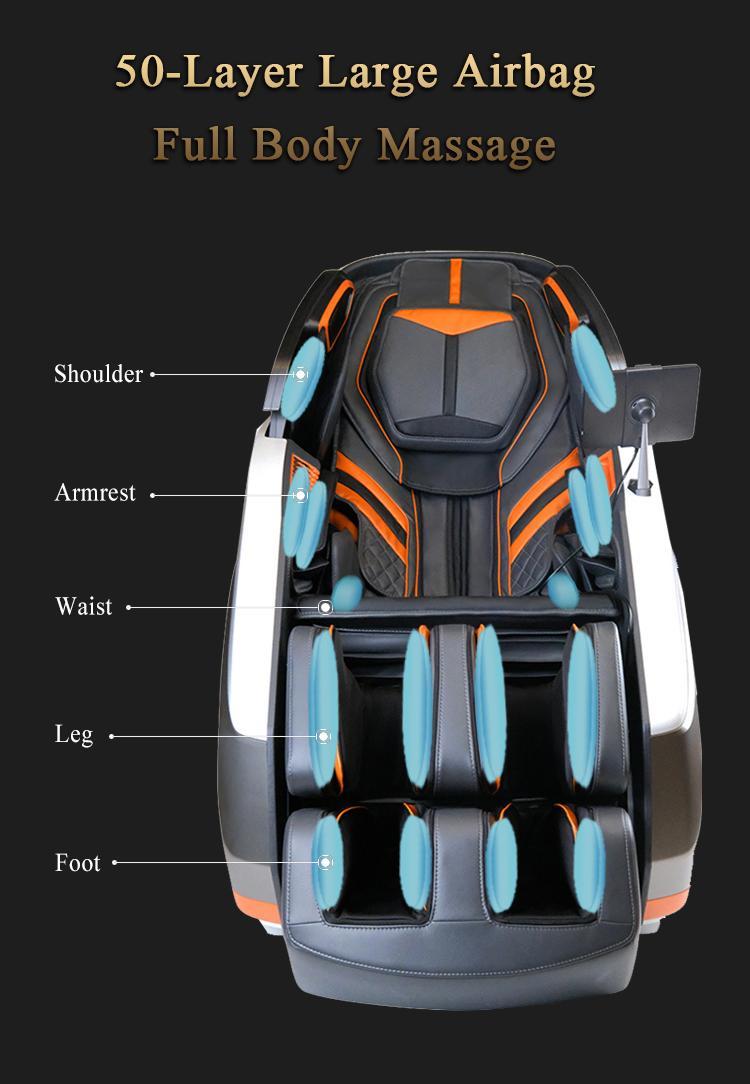 Beauty Health Airbags Massage Chair Zero Gravity 14