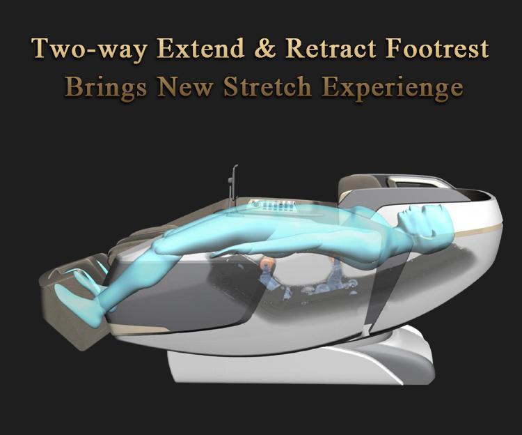 Beauty Health Airbags Massage Chair Zero Gravity 15