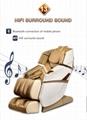 Wholesale Electric 3D Zero Gravity Massage Chair with Air Pressure Massage 15