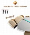 Wholesale Electric 3D Zero Gravity Massage Chair with Air Pressure Massage 13