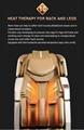 Wholesale Electric 3D Zero Gravity Massage Chair with Air Pressure Massage 16